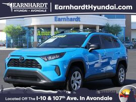 2021_Toyota_RAV4_LE FWD_ Phoenix AZ