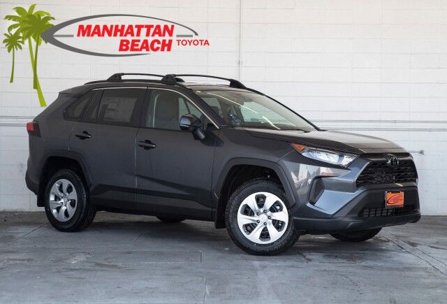 2021 Toyota RAV4 LE Manhattan Beach CA
