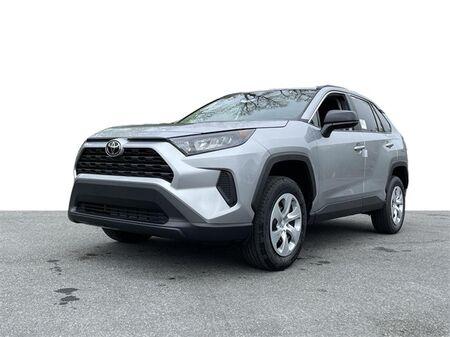 2021_Toyota_RAV4_LE_ Salisbury MD