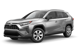 2021 Toyota RAV4 LE White River Junction VT