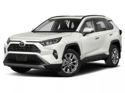 2021 Toyota RAV4 Limited Brewer ME
