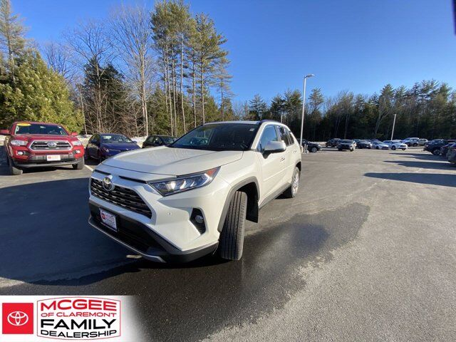 2021 Toyota RAV4 Limited Claremont NH