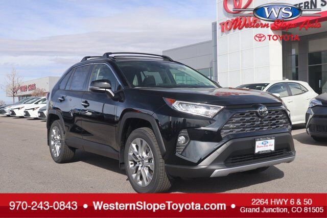 2021 Toyota RAV4 Limited Grand Junction CO