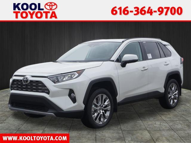 2021 Toyota RAV4 Limited Grand Rapids MI