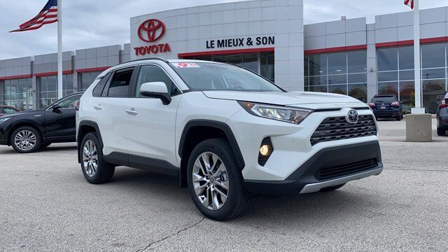 2021 Toyota RAV4 Limited Green Bay WI