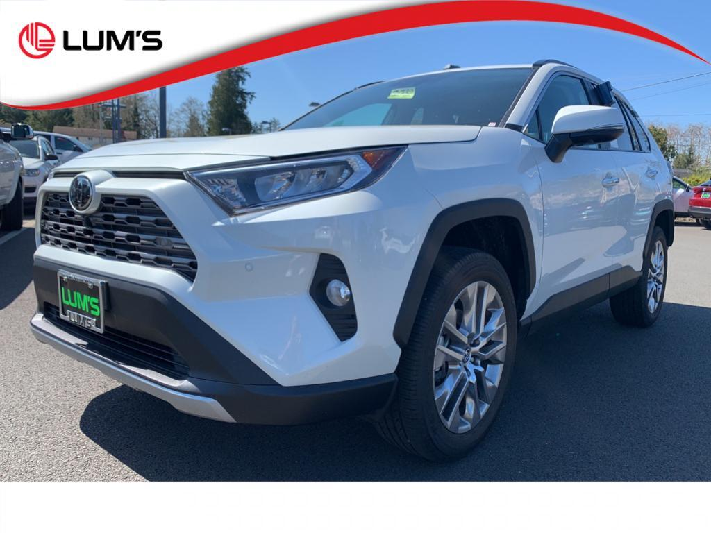 2021 Toyota RAV4 Limited Warrenton OR