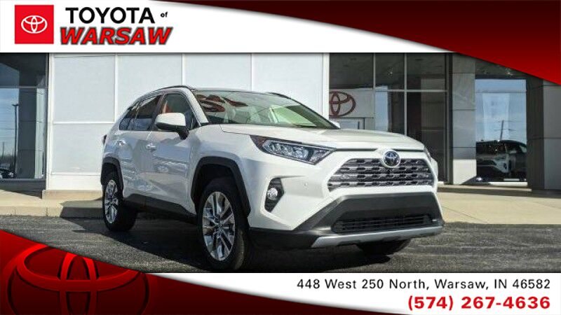 2021 Toyota RAV4 Limited Warsaw IN