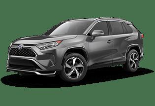2021 Toyota RAV4 Prime SE Santa Rosa CA