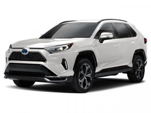 2021 Toyota RAV4 Prime SE White River Junction VT