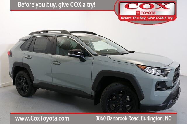 2021 Toyota RAV4 TRD Off-Road Burlington NC