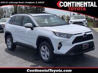 Toyota RAV4 XLE 2021