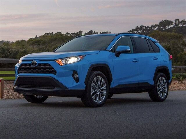 2021 Toyota RAV4 XLE Laurel MD