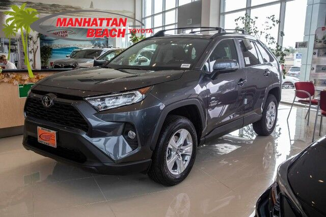 2021 Toyota RAV4 XLE Manhattan Beach CA
