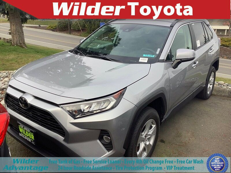 2021 Toyota RAV4 XLE Port Angeles WA