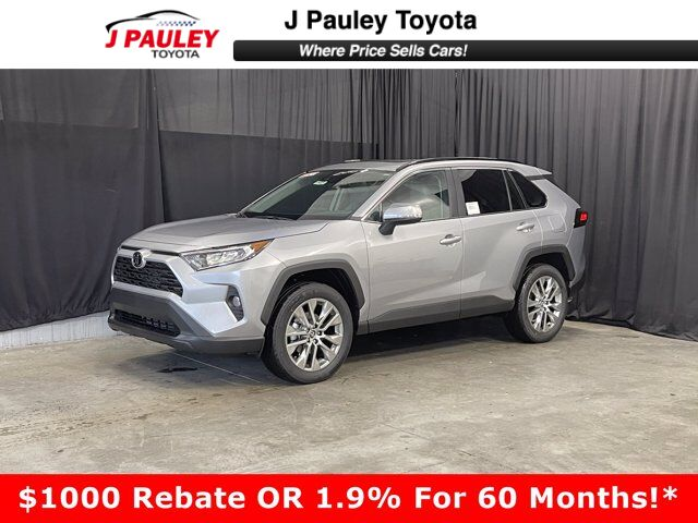 2021 Toyota RAV4 XLE Premium Fort Smith AR