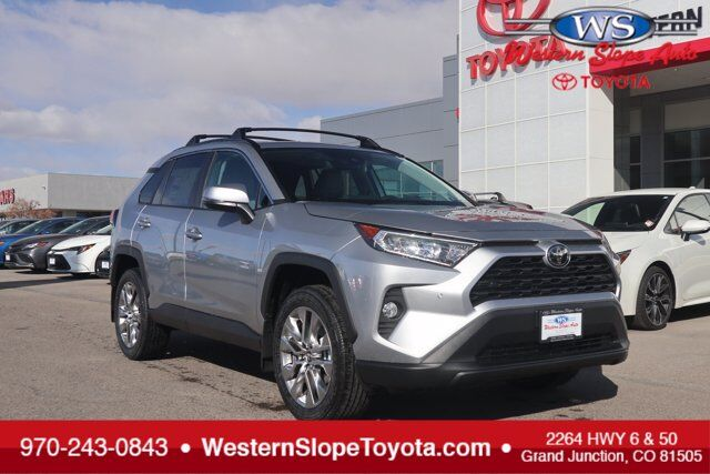 2021 Toyota RAV4 XLE Premium Grand Junction CO