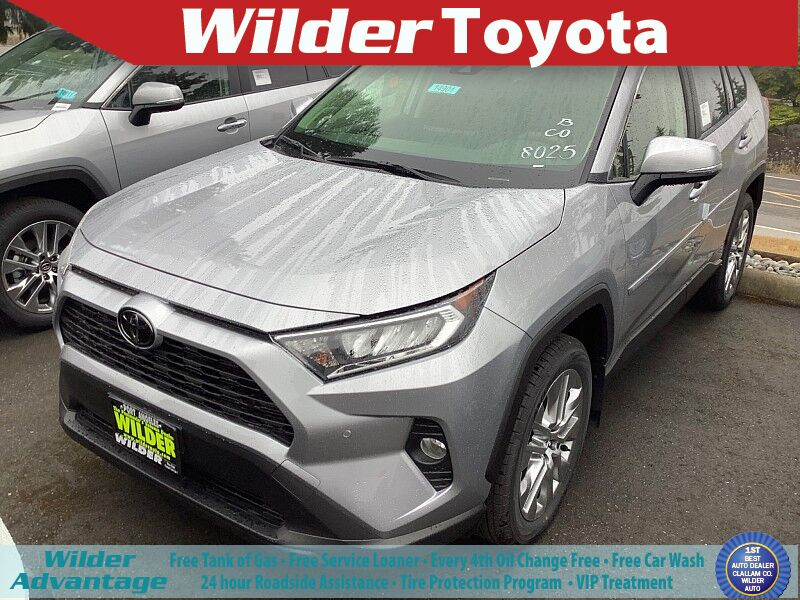 2021 Toyota RAV4 XLE Premium Port Angeles WA