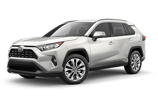 2021 Toyota RAV4 XLE Premium All-Wheel Drive (AWD)