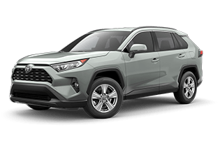2021 Toyota RAV4 XLE Front-Wheel Drive (FWD)