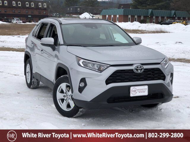 2021 Toyota RAV4 XLE White River Junction VT