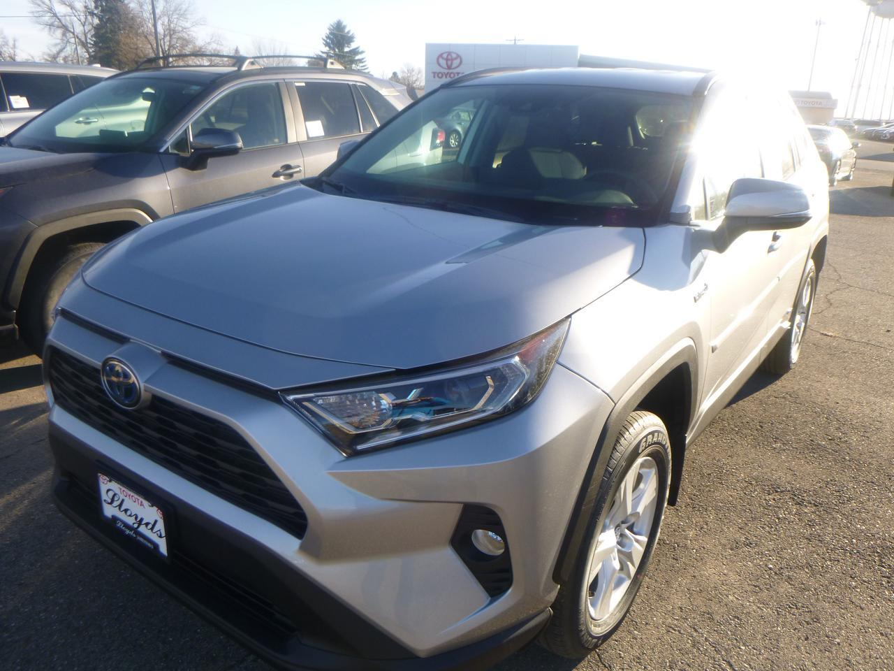 2021 Toyota Rav4 Hybrid XLE AWD Jamestown ND