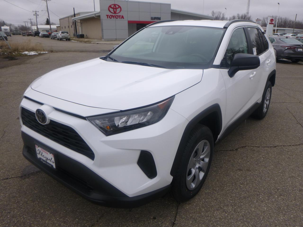 2021 Toyota Rav4 LE AWD Jamestown ND