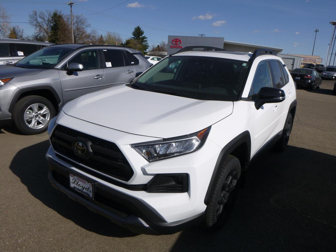 2021 Toyota Rav4 TRD Off Road AWD Jamestown ND