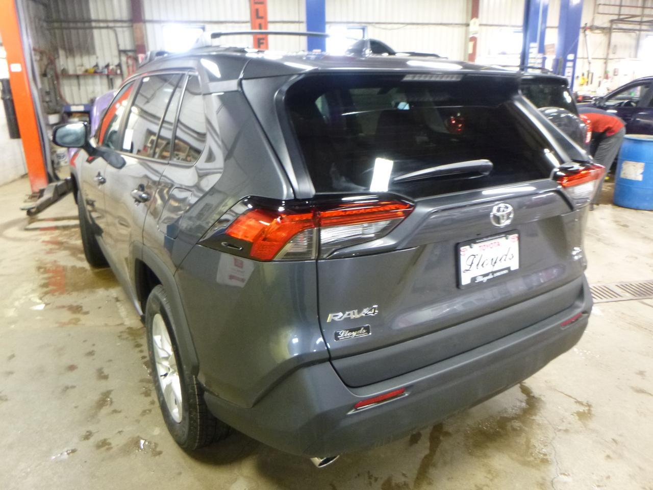 2021 Toyota Rav4 XLE AWD Jamestown ND