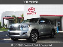 2021_Toyota_Sequoia_Limited_ Delray Beach FL