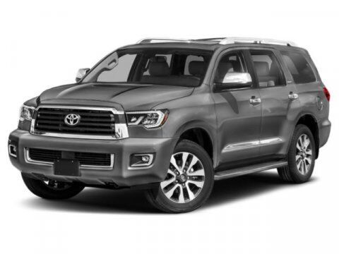 2021 Toyota Sequoia Limited 4WD SUV