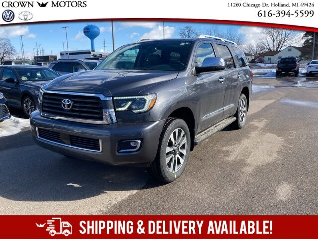 2021 Toyota Sequoia Limited Holland MI