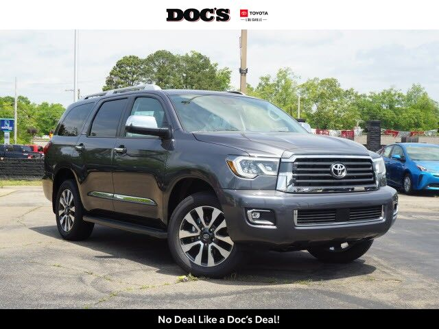2021 Toyota Sequoia Limited Louisville MS