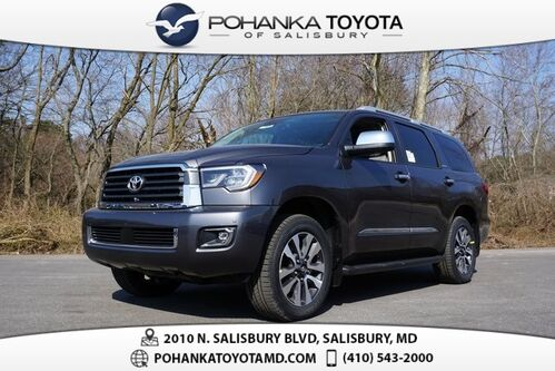2021_Toyota_Sequoia_Limited_ Salisbury MD