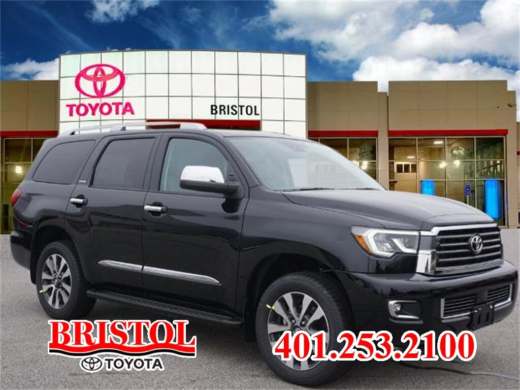 2021 Toyota Sequoia Limited Swansea MA