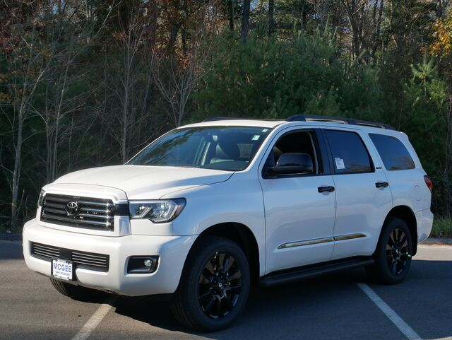 2021 Toyota Sequoia Nightshade 4WD Hanover MA