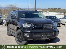 2021 Toyota Sequoia Nightshade South Burlington VT