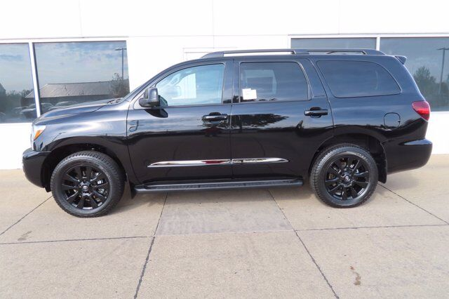 2021 Toyota Sequoia Nightshade Special Edition 4X4 Moline IL