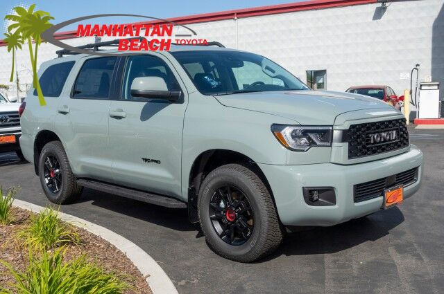 2021 Toyota Sequoia TRD Pro Manhattan Beach CA