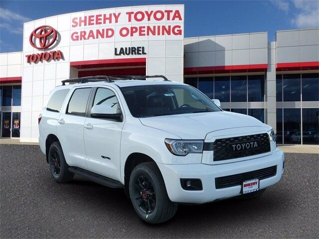 2021 Toyota Sequoia TRD Pro Laurel MD