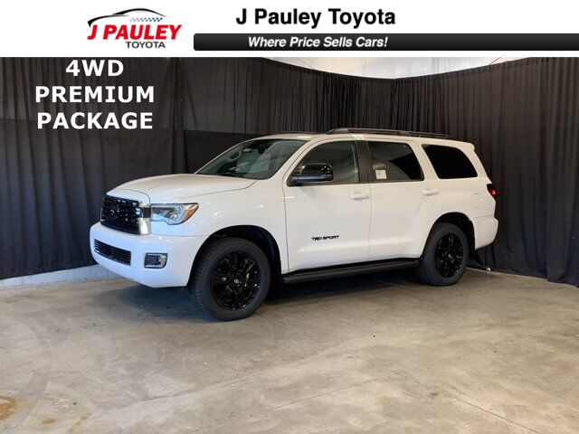 2021 Toyota Sequoia TRD Sport Fort Smith AR