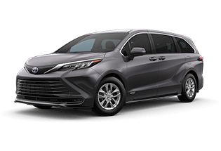 2021 Toyota Sienna LE Santa Rosa CA