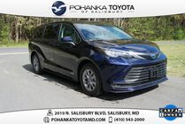 2021 Toyota Sienna LE 8 Passenger