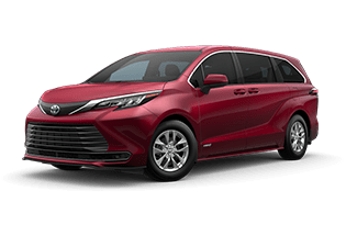 2021 Toyota Sienna LE Claremont NH