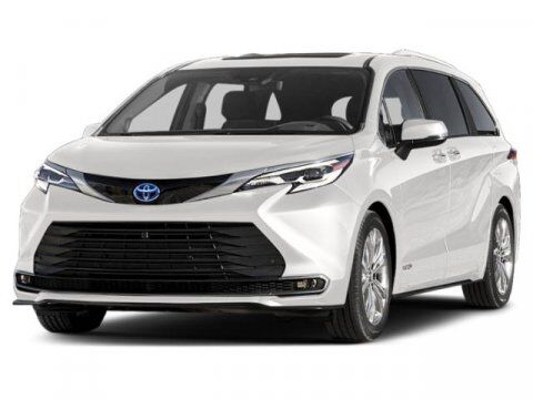 2021 Toyota Sienna LE National City CA