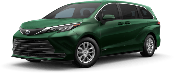 2021 Toyota Sienna LE Vacaville CA
