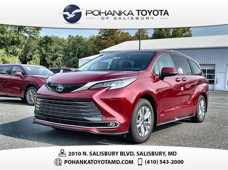 2021_Toyota_Sienna_Limited 7 Passenger_ Salisbury MD