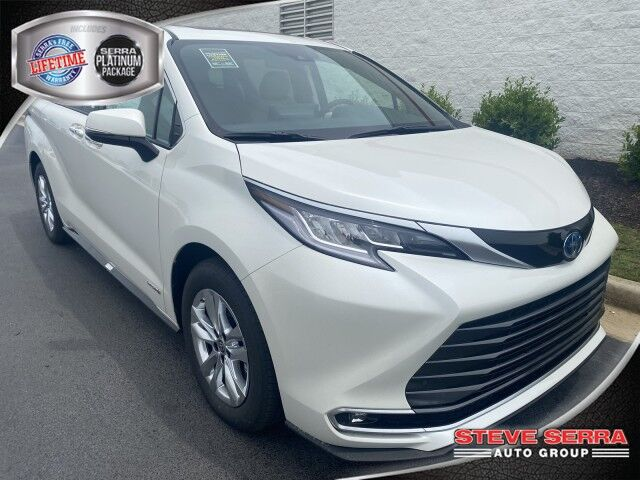 2021 Toyota Sienna Limited Decatur AL
