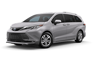 2021 Toyota Sienna Limited Lancaster CA