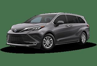2021 Toyota Sienna XLE Santa Rosa CA