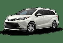 Toyota Sienna XLE Santa Rosa CA